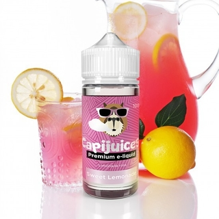 Juice - Capi Juices - Sweet Lemonade - 100ml