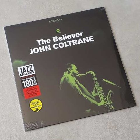 Vinil Lp John Coltrane The Believer Remast. 180g Lacrado