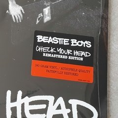 Vinil Lp Beastie Boys Check Your Head 180g Lacrado - Psicoterapia Vinil
