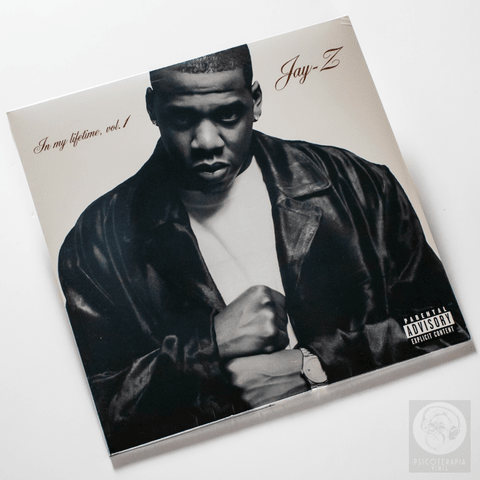 Vinil LP Jay-Z In My Lifetime 2LPs Lacrado