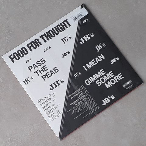 Vinil Lp The J.B.'s Food for Thought Lacrado - comprar online