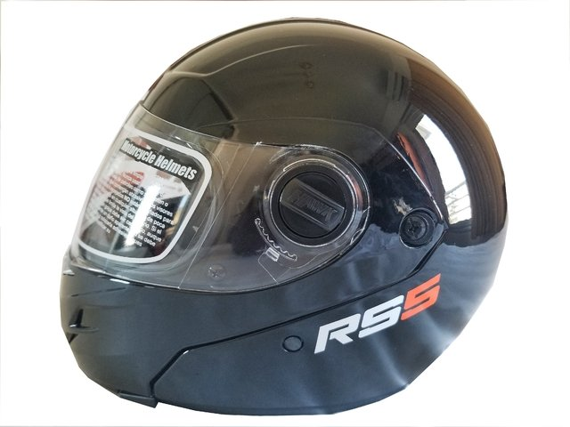 Casco Hawk RS5 Rebatible - Portal Moto Latino