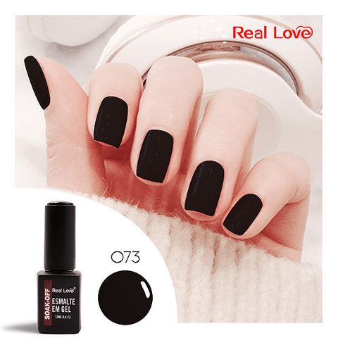 Esmalte Gel 12ml Cor 73 - Real Love