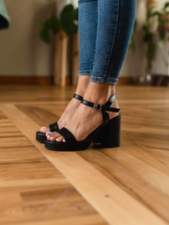 LIS NEGRO - Alucinna Trendy Shoes