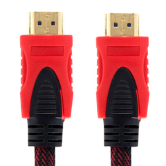 Cable Hdmi - Hdmi Full Hd 1.5 Mts Mallado Con Filtro