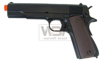 PISTOLA DE AIRSOFT KJW 1911 Blowback