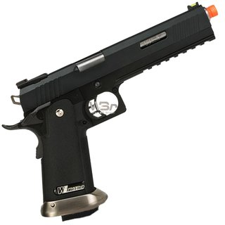 PISTOLA DE AIRSOFT WE HICAPA 6.0 T-REX BLK