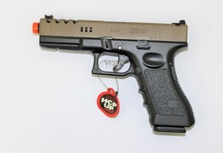 Pistola de Airsoft GBB Double Bell Glock