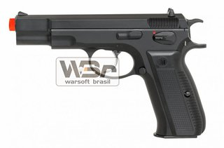PISTOLA DE AIRSOFT KJW KP-09 Full Metal