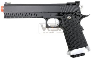PISTOLA DE AIRSOFT KJW KP-06 Full Metal