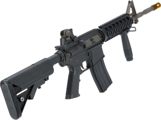 RIFLE DE AIRSOFT AEG LCT M4 L4 RAS