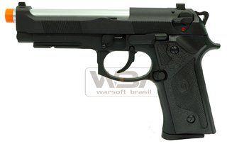 PISTOLA DE AIRSOFT KJW M9IA Full Metal