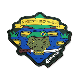 PATCH PANTANAL EMBORRACHADO INVICTUS