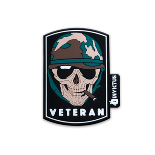 PATCH VETERAN EMBORRACHADO INVICTUS