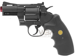 REVOLVER DE AIRSOFT KING ARMS  357 2.5 PG-01-CI-S