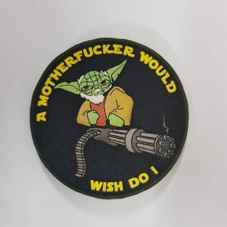 Patch Mestre Yoda