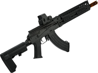 RIFLE DE AIRSOFT AEG LCT AK LTS KEY 13,5