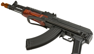 RIFLE DE AIRSOFT AEG LCT AK MG MS