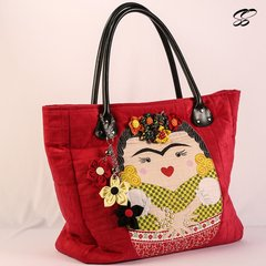 Bolsa Frida Patch