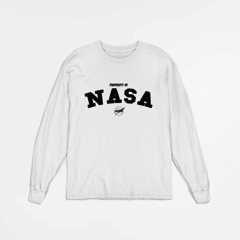 Camiseta Manga Longa - Property Of NASA - comprar online