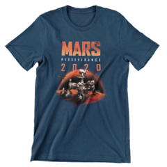 Perseverance - Kit 1 - MARS 2020 = 1 Camiseta + 1 Polo Logo Missão + 1 Caneca - SPACE TODAY STORE
