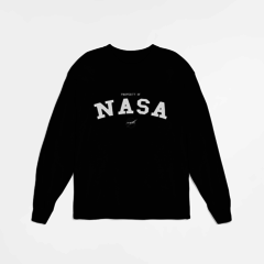 Camiseta Manga Longa - Property Of NASA - SPACE TODAY STORE