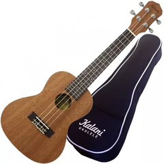 Ukulele Kalani Tribes Concert Kal 220 Cs + Bag (regulado)