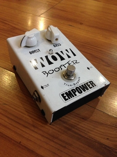 Pedal Empower WOW Booster - Usado