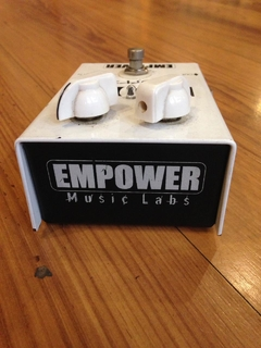Pedal Empower WOW Booster - Usado - Solsete Musical