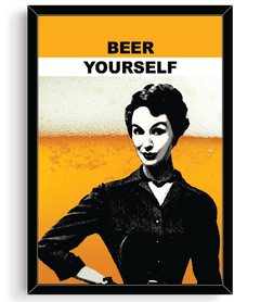Quadro - Beer Yourself