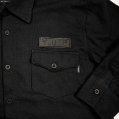 CAMISA FLANELA ALL BLACK - buy online