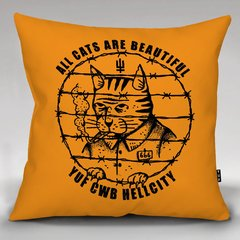 A.C.A.B. - CUSHION COVER - yuf