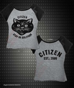 Baby Look Raglan - Citizen