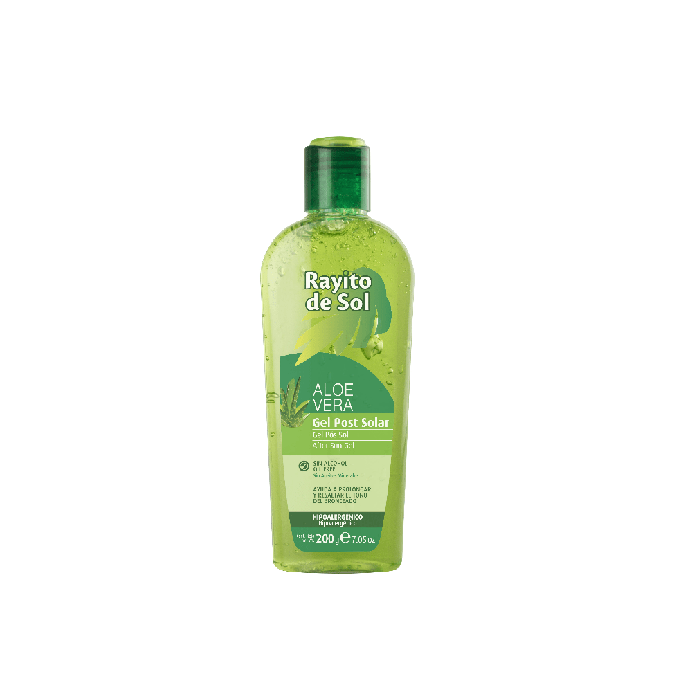 Gel Post Solar Aloe Vera Temporada 2020