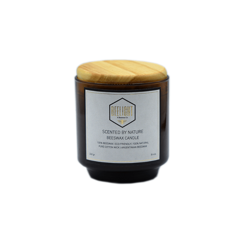 Beeswax Candle - Scented By Nature - comprar online