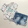 Conjunto It Girl Blusa e Shorts Petit Cherie