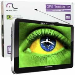Gps Multilaser Com Tv Digital *  7 Pol * Tracker 3