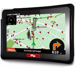 Gps Automotivo 4.3 Polegadas Touch Alerta Radar na internet