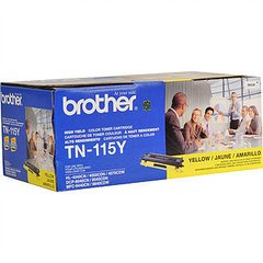 Cart de toner ori Brother TN-115Y