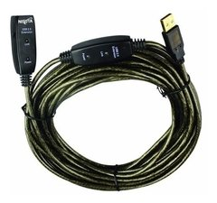 CABLE ALARGUE USB 2.0 AMPLIFICADO DE 25M