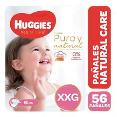 Huggies Natural Care Pack Ahorro ELLAS - GSA