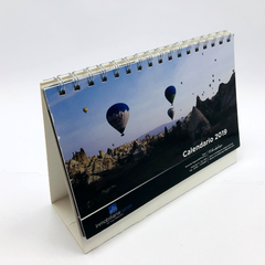 100 Calendarios Volcables 10x15 cm | $ 109 c/u en internet