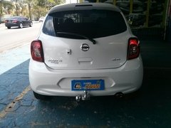 Nissan New March - Fixo