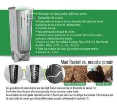 Maceta Mad Rocket 16 L en internet