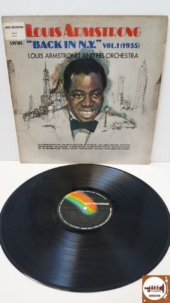 "Louis Armstrong - ""Back In New York"" Vol 1 (1935)"