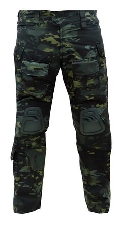 Uniforme Emerson Multicam Black - Nola Sniper Airsoft Store