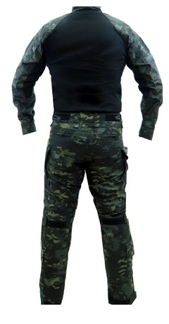 Uniforme Emerson Multicam Black - comprar online