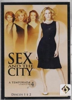 Dvd Sex And The City 4ª Temporada Disco 1 E 2 (53)