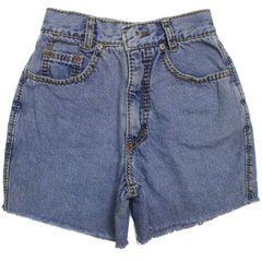 Shorts Mom desfiado 32