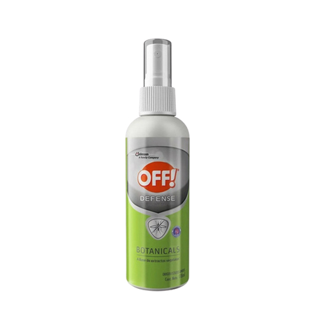 OFF! Defense Botanicals Spray
